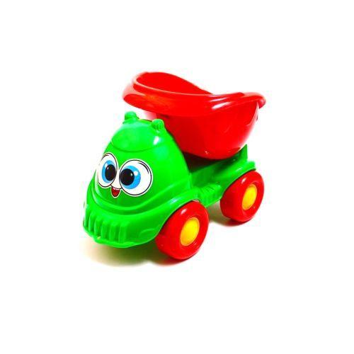 """Машинка """"Термит"""" (зеленая) 003"""