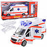 """Фургон швидкої допомоги """"city ambulance service"""" з автоматичною розстановкою (095370), фото 3"""