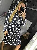 Женский халат с капюшоном, фото 1