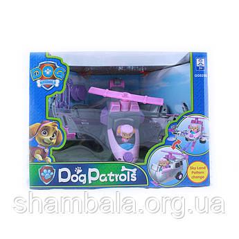 Скай с Самолетом Щенячий Патруль Paw Patrol (095394)