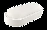 Светодиодный овальный светильник для ЖКХ Vestum 15W 4500K 220V 1-VS-7203, фото 2