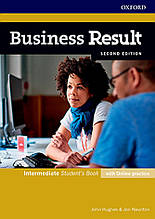 Business Result Second Edition Intermediate Student's Book / Учебник | Oxford