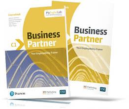 Business Partner C1, Coursebook + Workbook / Підручник + Зошит англійської мови