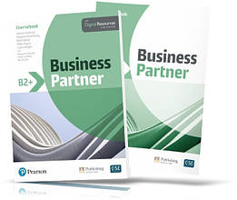 Business Partner B2+, Coursebook + Workbook / Підручник + Зошит англійської мови