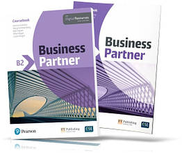 Business Partner B2, Coursebook + Workbook / Підручник + Зошит англійської мови