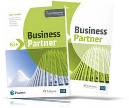 Business Partner B1+, Coursebook + Workbook / Підручник + Зошит англійської мови