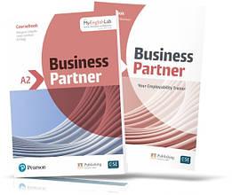 Business Partner A2, Coursebook + Workbook / Підручник + Зошит англійської мови