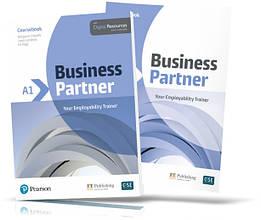 Business Partner A1, Coursebook + Workbook / Підручник + Зошит англійської мови