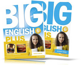 Big English Plus 6, Student's Book + Activity Book / Учебник + Тетрадь английского языка