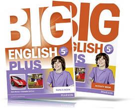 Big English Plus 5, Student's Book + Activity Book / Учебник + Тетрадь английского языка