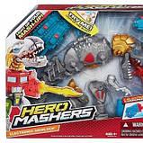 Игрушка-конструктор Гримлок с подсветкой - Electronic Grimlock, Mashers, Hasbro SKL14-138315, фото 2
