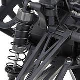 Трагги Himoto Katana E10XT Brushed, масштаб 1к10 черный SKL17-139704, фото 4