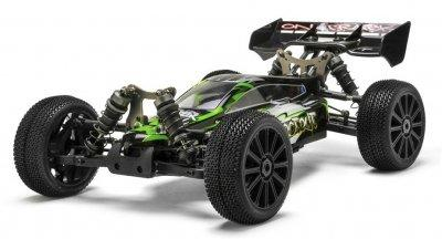 Багги Himoto Shootout Mega Brushless зеленый SKL17-139748