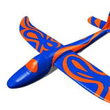 Планер метательный J-Color Hawk 600мм c комплектом красок SKL17-139871, фото 4