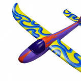 Планер метательный J-Color Hawk 600мм c комплектом красок SKL17-139871, фото 7