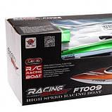 Катер Fei Lun FT009 High Speed Boat, на радиоуправлении 2,4GHz зеленый SKL17-139894, фото 10