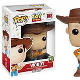 Набор фигурок Funko Pop Вуди, Баз Светик, Лайтер из м-ф История игрушек - Woody Buzz, Toy Story SKL14-156204, фото 2