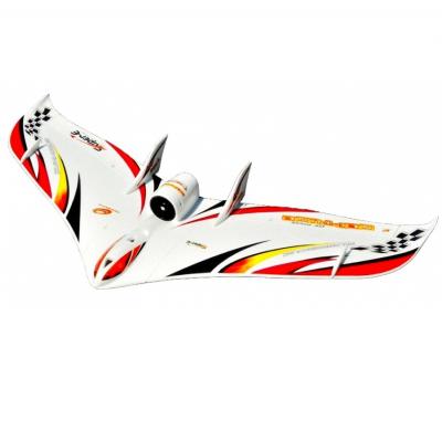 Летающее крыло TechOne Neptune Edf 1230мм Epo Arf, красный SKL17-141413