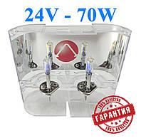 Лампы для грузовых H-1 24V 70W + 30% Авто лампы с эффектом ксенона Cool Blue Intense Xenon Vision