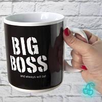 Кружка Гигант Big Boss BO30