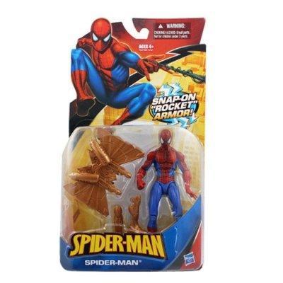 Фигурка Спайдермен с летательным аппаратом - Spider-man, Rocket Armor, Hasbro SKL14-143120