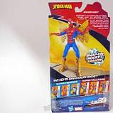 Фигурка Спайдермен с летательным аппаратом - Spider-man, Rocket Armor, Hasbro SKL14-143120, фото 2