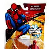 Фигурка Спайдермен с летательным аппаратом - Spider-man, Rocket Armor, Hasbro SKL14-143120, фото 3