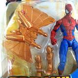 Фигурка Спайдермен с летательным аппаратом - Spider-man, Rocket Armor, Hasbro SKL14-143120, фото 4