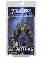 Фигурка Король-Лич Артас Герои бури - Lich King Arthas, Heroes of the Storm, Neca SKL14-143329