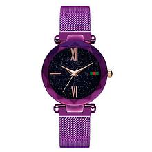Часы Starry Sky Watch женские фиолетовые SKL11-189661