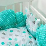 Детский постельный набор Бэйби - майнт бязь SKL20-240449, фото 2
