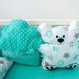 Детский постельный набор Бэйби - майнт бязь SKL20-240449, фото 5