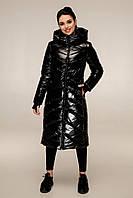 Женское зимнее пальто модное размеры 44-54