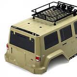 Радиоуправляемая модель Монстр трак Team Magic масштаб 1к8 E6 J-STAR 6S Artr зеленая SKL17-223415, фото 3