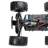 Радиоуправляемая модель Монстр трак Team Magic масштаб 1к8 E6 J-STAR 6S Artr зеленая SKL17-223415, фото 5