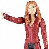Игрушка-фигурка Hasbro Алая Ведьма, Марвел, 30 см Scarlet Witch, Marvel, Titan Hero Series SKL14-261005, фото 4