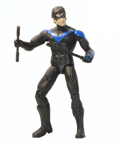 Фигурка DC Comics Найтвинг, Аркхэм Сити, 17 см Nightwing, Arkham City SKL14-261150