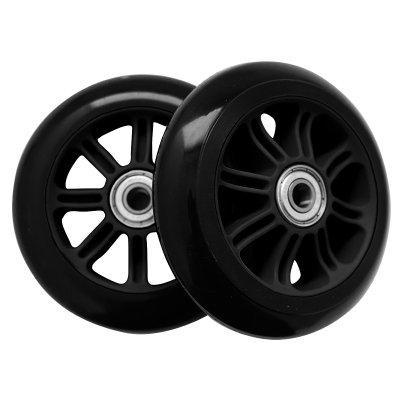 Колеса для трюкового самоката SportVida PP Abec 7 черные 100 мм PU SV-WO0013 SKL41-249513