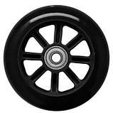 Колеса для трюкового самоката SportVida PP Abec 7 черные 100 мм PU SV-WO0013 SKL41-249513, фото 2