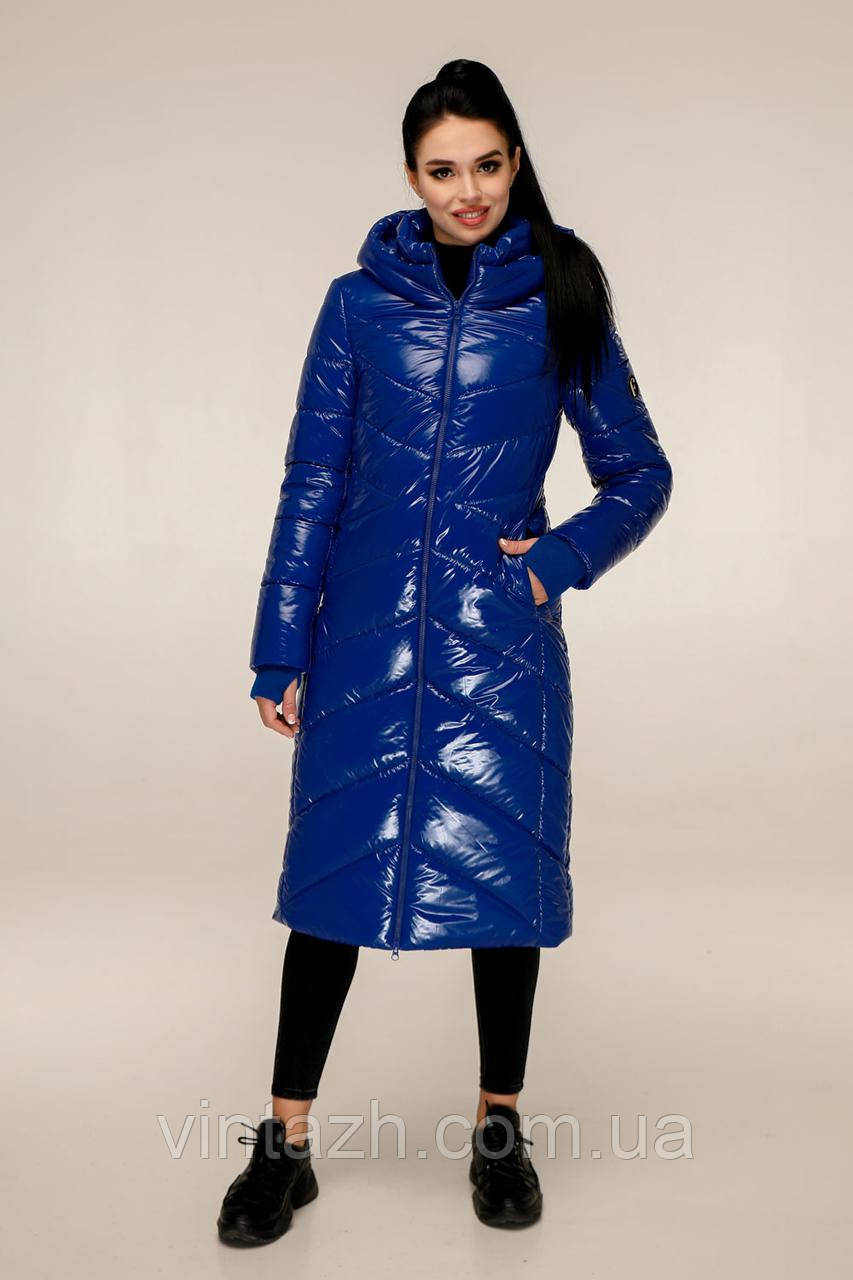 Стильная женская зимняя куртка размеры 44-54