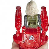 Фигурка Hasbro Чёрная Вдова, Марвел, 30 см Black Widow, Marvel, Titan Hero Series SKL14-261165, фото 3