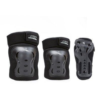 Комплект защитный Nils Extreme Black Size L H706 SKL41-249516