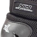 Комплект защитный Nils Extreme Black Size L H706 SKL41-249516, фото 8