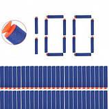 Набор из 100 стрел - липучек мягкие пули для игрушечного оружия Nerf N-Strike Elite SKL14-207777, фото 6