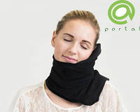 Подушка-шарф для путешествий Travel pillow 3160 Красный