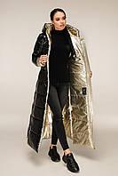 Женское молодежное зимнее пальто размеры 44-58