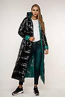 Красивое зимнее женское пальто размеры 44-58