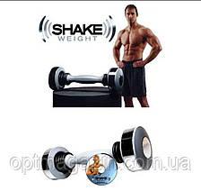 Виброгантеля Shake Weight (ШЕЙК УЭЙТ) тренажер гантеля, фото 2