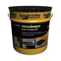 Праймер битумный Аквамаст (AquaMast) 16 кг