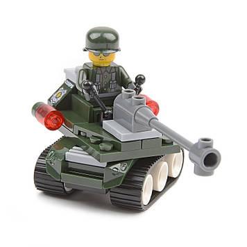 Конструктор Военный танк IM494